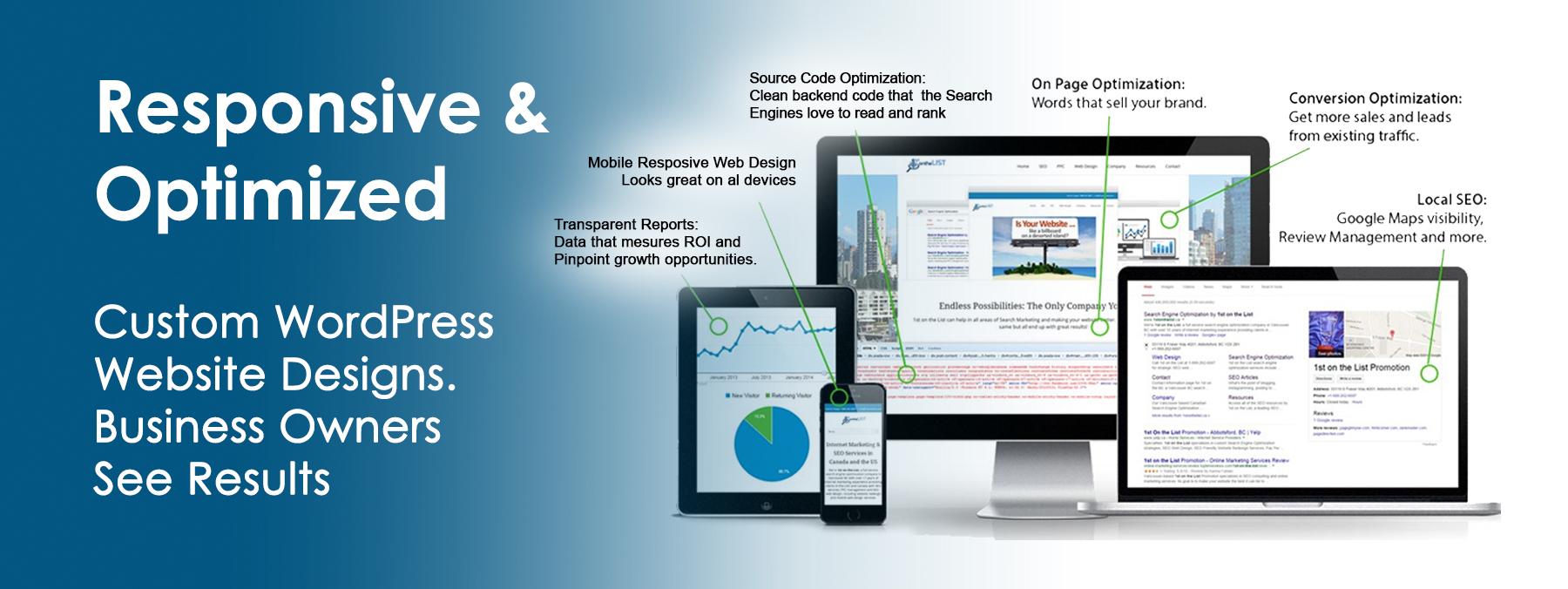 Web Design SEO Services